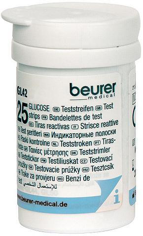 BEURER Blutzucker-Teststreifen GL 42/ GL 43 z...