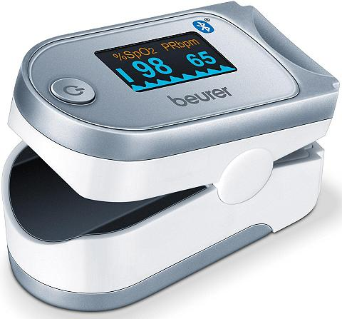 BEURER Pulsoximeter PO 60 innovative Vernetzu...