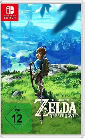 NINTENDO SWITCH The Legend of Zelda: Breath of the Wil...