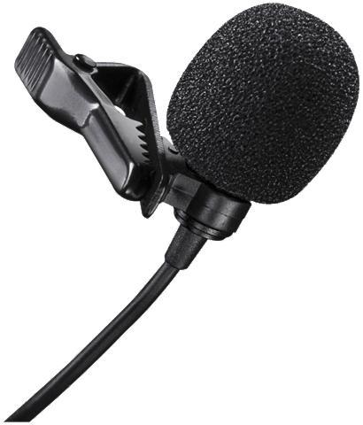 WALIMEX Ansteckmikrofon »pro Lavalier Mikrofon...
