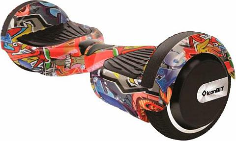 ICONBIT Elegantiškas skuteris carbon Hoverboar...