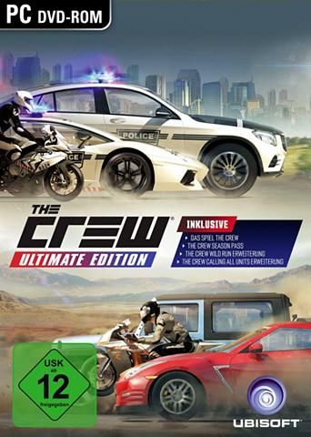 UBISOFT The Crew Ultimate Edition PC
