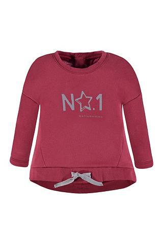 Babysweater su Motiv ir Bändchen