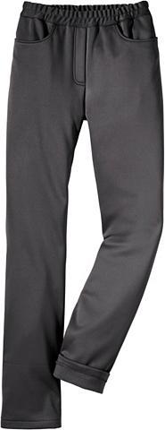 CLASSIC BASICS Kelnės su pamušalu su plačiu juosmeniu...