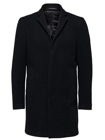 Wolle ir Kaschmir paltas