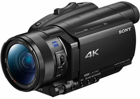 Sony »FDR-AX700« Camcorder (NFC 12x opt. Zo...