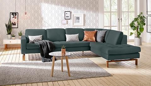 ANDAS Kampinė sofa »Taranto« elegantiška Des...