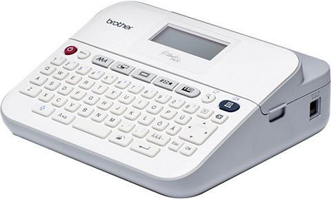 BROTHER Ženklinimo prietaisas »P-touch D400 De...