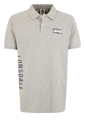 Polo marškinėliai su Logostickerei