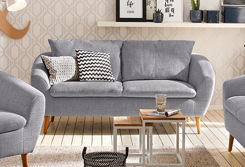 HOME AFFAIRE Trivietė sofa »Amadeo« im skandinavisc...