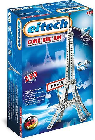 EITECH Metallbaukasten (00460) »Eiffelturm Ba...