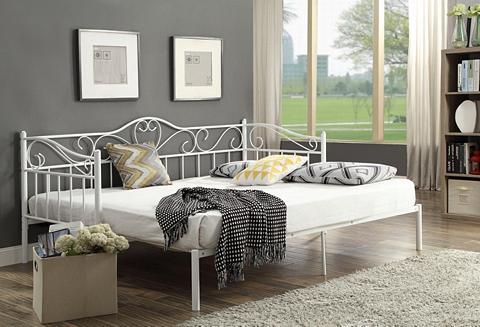 HOME AFFAIRE Metalinė lova »Sina« su geschwungenem ...