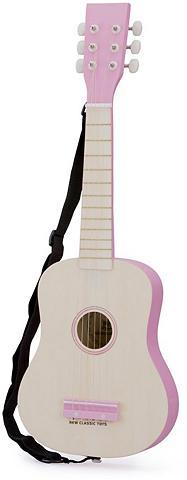 NEW CLASSIC TOYS Vaikiška gitara (10302) »Deluxe Pink P...