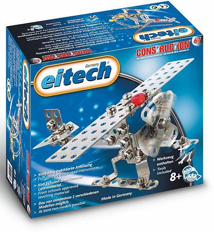 EITECH Metallbaukasten (00067) »Flugzeug«