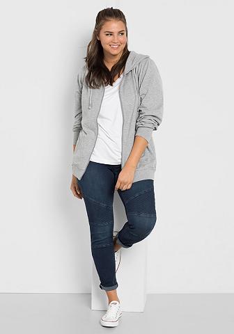 Sheego Stretch-Jeans Power-Stretch-Qualität