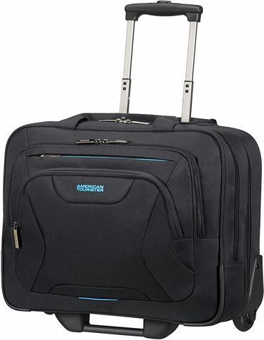 AMERICAN TOURISTER Dalykinis lagaminas su 2 ratukai ir Sk...
