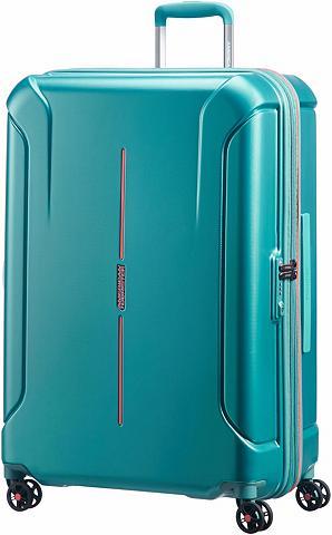 AMERICAN TOURISTER Plastikinis lagaminas su 4 ratukai »Te...