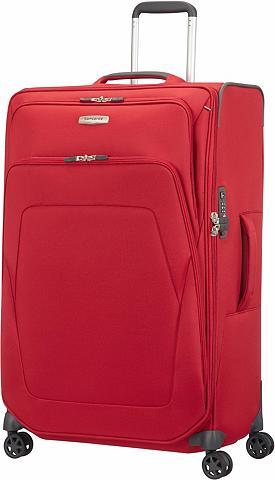 Medžiaginis lagaminas ant ratukų su Ap...