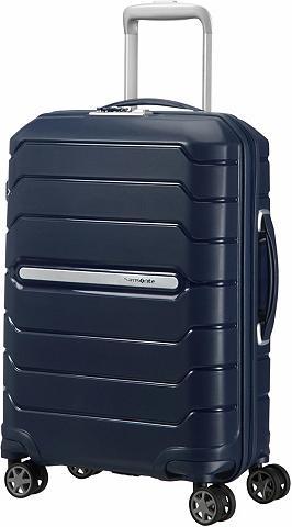 SAMSONITE Plastikinis lagaminas ant ratukų su 4 ...
