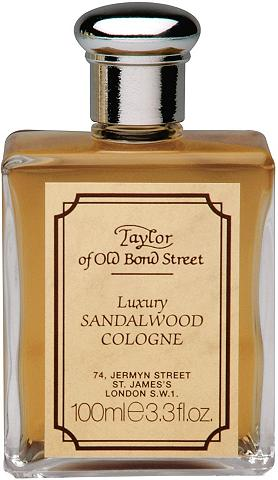 TAYLOR OF OLD BOND STREET »Luxury Sandlewood« Eau de Cologne