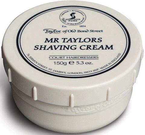 TAYLOR OF OLD BOND STREET »Shaving Cream Mr Taylor« Skutimosi kr...