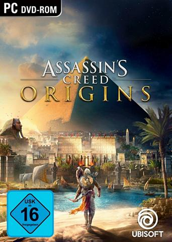 UBISOFT Assassin's Creed Origins PC