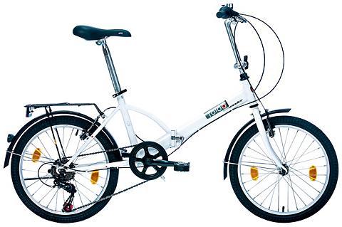 LEADER Sudedamas dviratis »Foldo 1.0 Steel« 2...