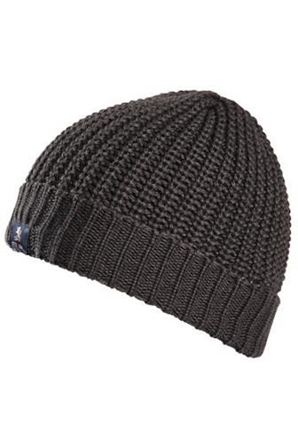 Stambaus mezgimo kepurė