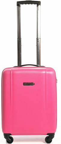 EPIC Plastikinis lagaminas ant ratukų su 4 ...