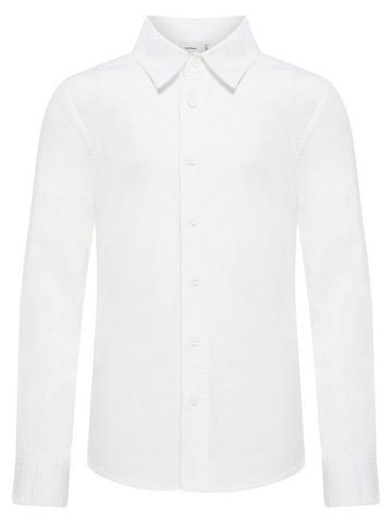 NAME IT Slim- marškiniai ilgomis rankovėmis