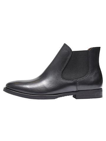 Chelsea- Odiniai ilgaauliai batai