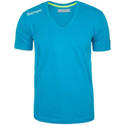 KEMPA Core Baumwoll V-Kragen Marškinėliai He...