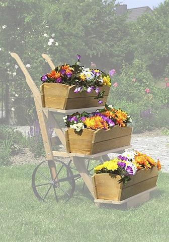 Rinkinys: Lovelis gėlėms 3 Stk. honigb...