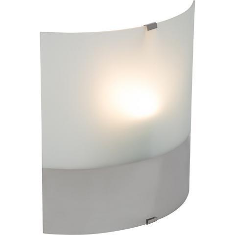 BRILLIANT LEUCHTEN Niebla Sieninis šviestuvas chrom/weiß