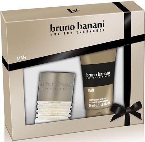 BRUNO BANANI »Man« kvepalų rinkinys (2 tlg.)