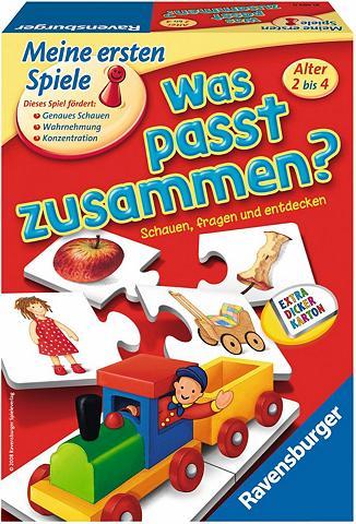 RAVENSBURGER Lavinamasis žaislas »Was passt zusamme...