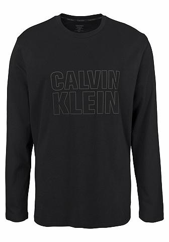 CALVIN KLEIN UNDERWEAR Calvin KLEIN Herren marškinėliai ilgom...