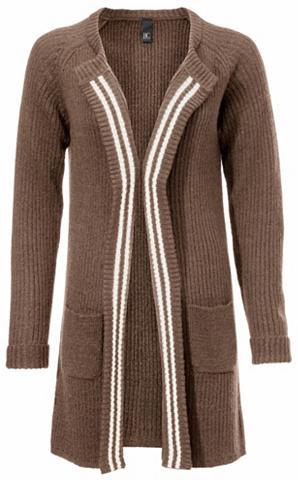 heine CASUAL Ilgas megztinis iš Strickmix