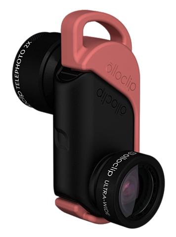 OLLOCLIP Dėklas ir laikiklis »Active Lens rinki...