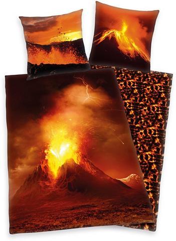 HERDING YOUNG COLLECTION Vaikiška patalynė »Vulkan«