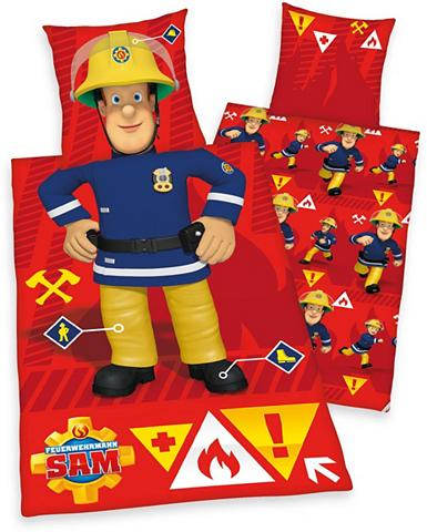 FEUERWEHRMANN SAM Vaikiška patalynė »Feuerwehrmann«