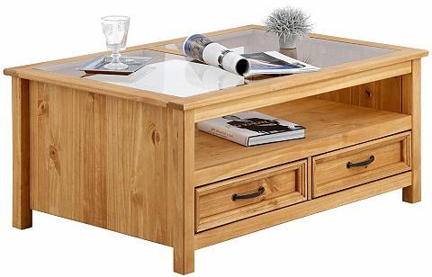 HOME AFFAIRE Kavos staliukas »Selma« su gražus Holz...