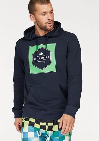 QUIKSILVER Sportinis megztinis su gobtuvu