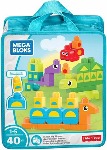 Kaladėlės Žaislų rinkinys »Mega Bloks ...