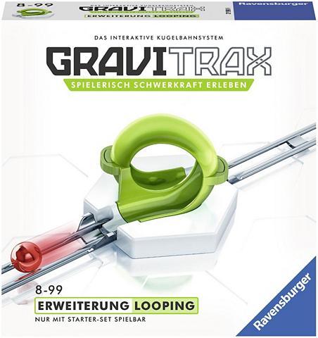 Ravensburger Kugelbahn-Bausatz »GraviTrax® Looping«...