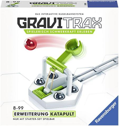 Ravensburger Kugelbahn-Bausatz »GraviTrax® Katapult...