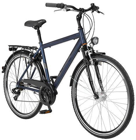 REX BIKE REX dviratis Kombi-Set: Turistinis dvi...