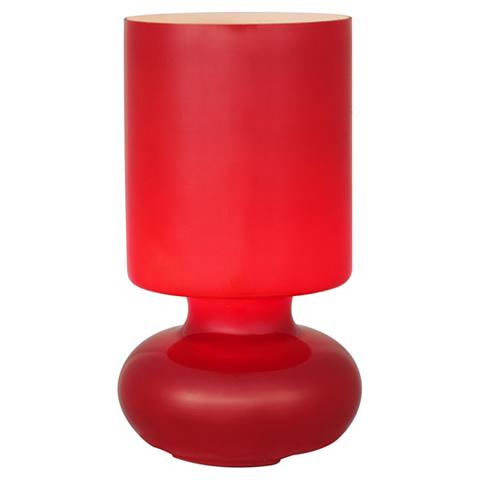 BRILLIANT LEUCHTEN Fuerte stalinis šviestuvas raudona
