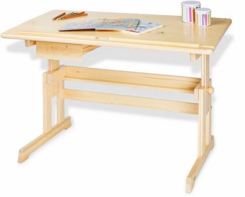 PINOLINO Vaikiškas rašomasis stalas »Lena natur...