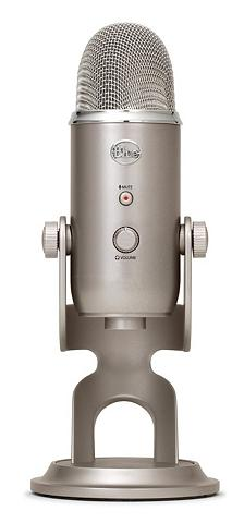 BLUE MICROPHONES Mikrofonas »Microphones Yeti USB laikm...